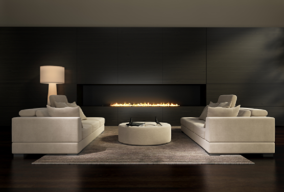 Cozy Up to a Gas Fireplace This Winter