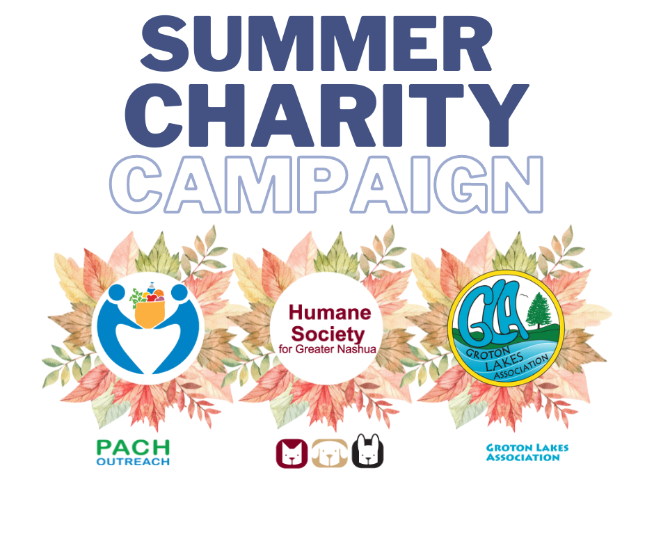 Summer Charity Campaign