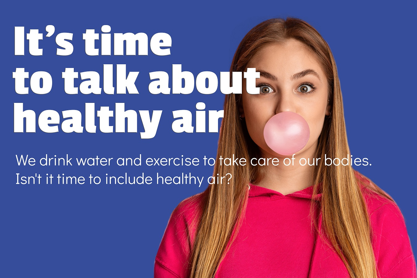 It's Time to Start Including Healthy Air in your Wellness Routine