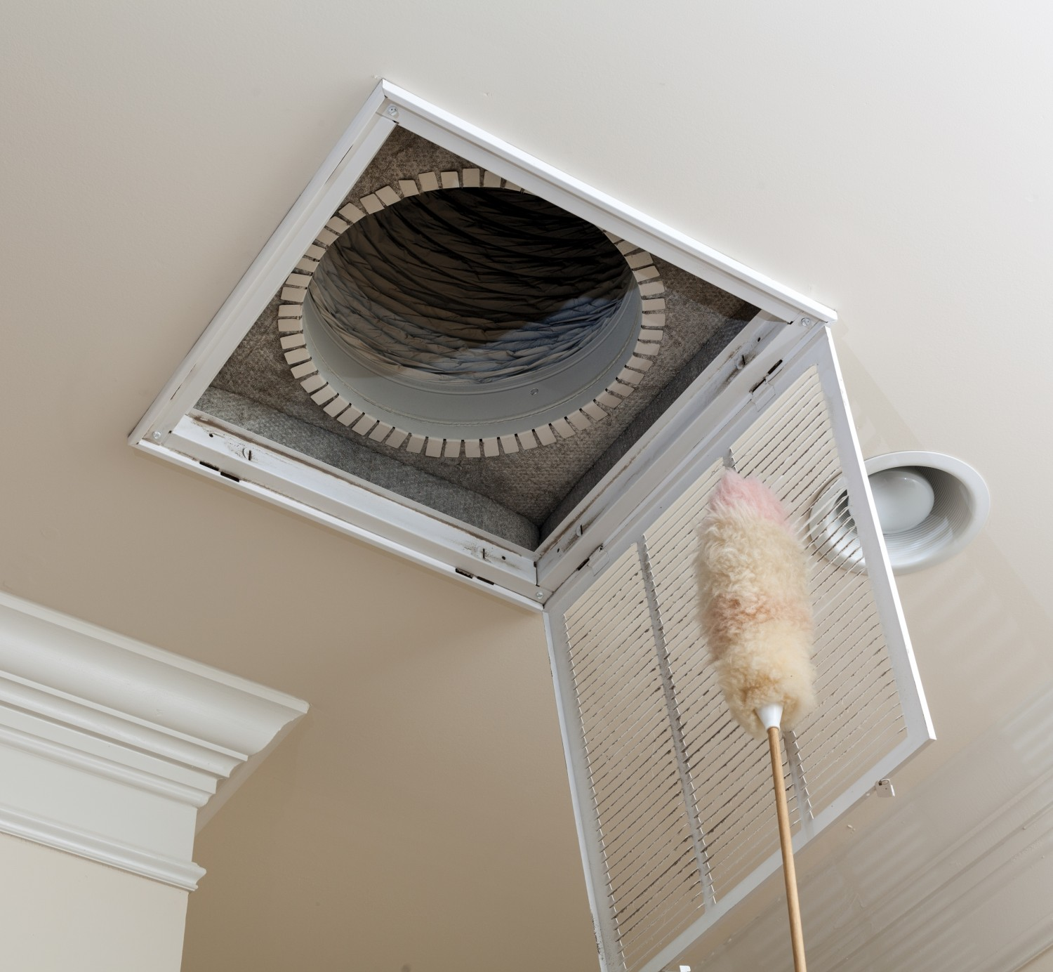 Don't leave your HVAC system out of your Spring Cleaning