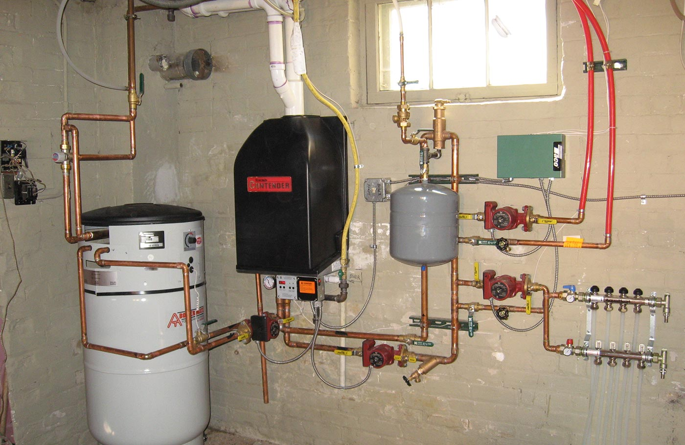 Benefits of a High Efficiency Gas Heating System