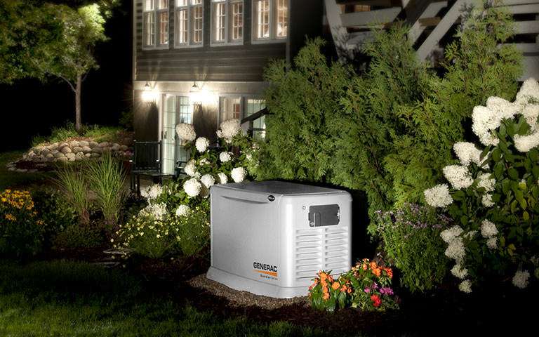 Save up to $200. On a Generac Home Stand-by Generator!