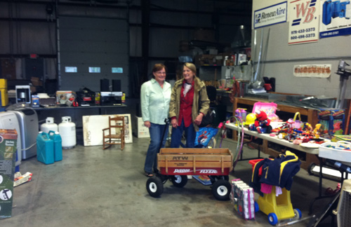 PACH to Benefit from Wilson Brothers' Charity Garage Sale